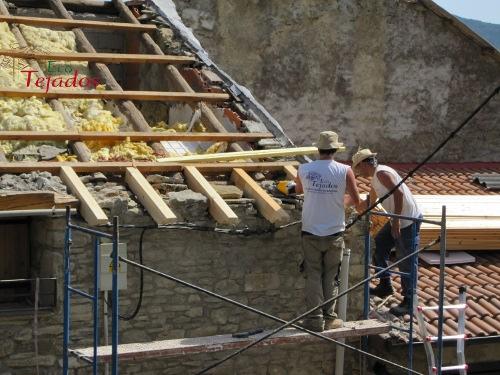 pumps tubos termo boiler cambiar tejado